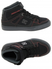 boots fourres dc shoes spartan high se ev noir