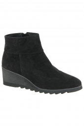 bottines casual di lauro jy16r34-1 noir