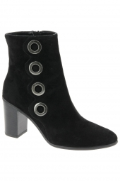 bottines de ville di lauro 107-91 noir