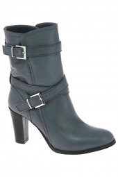 bottines de ville di lauro 122 gris