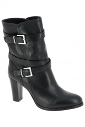 bottines de ville di lauro 122 noir