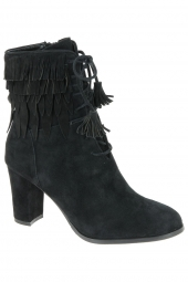 bottines de ville di lauro 158-2 noir