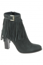 bottines fashion di lauro nouba gris