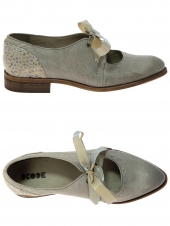 chaussures plates dkode savanna taupe