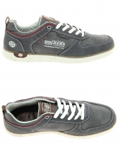 chaussures casual dockers 42is001-600-220 gris