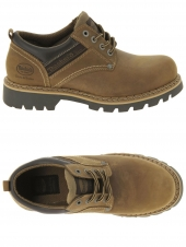 chaussures de style casual dockers 310400-007-056 gris
