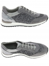 chaussures plates dorking 7077 gris