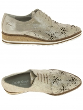 chaussures plates dorking oxido beige