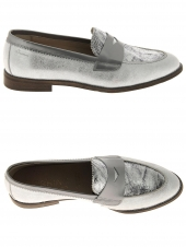 mocassins dorking 6897 argent