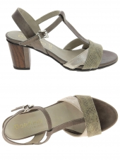 nu-pieds style ville dorking 7113 taupe