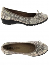 ballerines enval 7923100 or/bronze