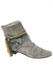 bottines d'ete felmini 8952 gris