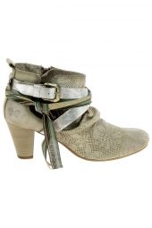 bottines d'ete felmini 9490-carla beige