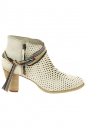 bottines d'ete felmini 9644-viana beige