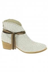 bottines d'ete felmini 9678-regio beige