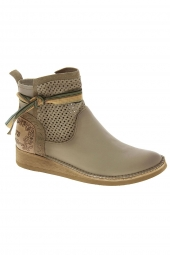 bottines d'ete felmini a044 beige