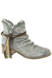 bottines d'ete felmini p848 gris