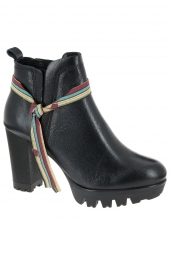 bottines fashion felmini 9063-alice bleu
