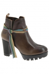 bottines fashion felmini 9063-alice marron