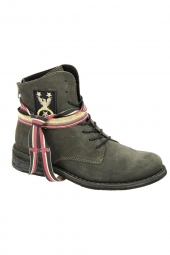 bottines fashion felmini a285 vert