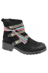 bottines fashion felmini b128 noir