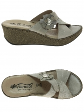 mules florance 22960 taupe