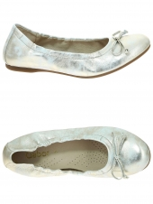 ballerines gabor 64.120-60 or/bronze