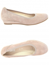 ballerines gabor 82.694-23 rose