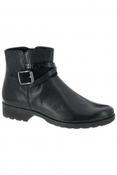 bottines casual gabor 32.783-27 g noir