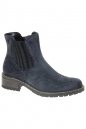 bottines fashion gabor 56.091-46 g bleu