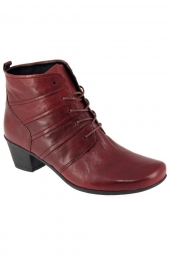 bottines ville gabor 74.690-55 rouge