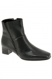 bottines ville gabor 76.620-57 h noir