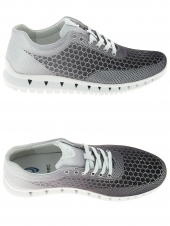 chaussures plates gabor 64.331-49 gris