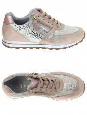 chaussures plates gabor 66.368-18 g rose