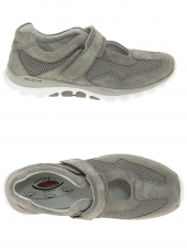 chaussures plates gabor 66.961-93 taupe