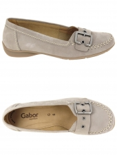 mocassins gabor 62.522.33 g taupe