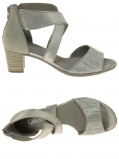nu-pieds style ville gabor 45.882-12 taupe
