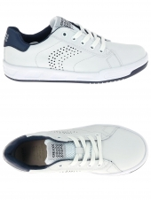 chaussures basses geox j620sd-08554-c0899 blanc