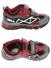 chaussures basses geox j7444b 011ce c0020 rouge