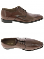 derbies geox u72p4a-00043 marron