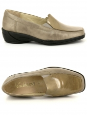 mocassins goldkrone 31-61-011-k taupe