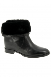chaussures montantes fourrees hammerstein il001-03a noir