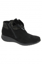 bottines casual hirica sierra noir