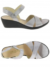 nu-pieds style casual hirica tiago argent