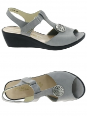 nu-pieds style casual hirica tiana or/bronze