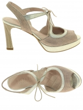 nu-pieds style ville hispanitas hv62916 toulouse or/bronze
