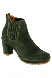 bottines fashion hogl 4105212-5100 vert