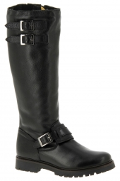 bottes fourrees hooper shoes holly noir