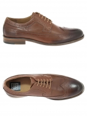 richelieus iou oxford marron