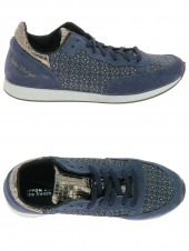baskets mode ippon vintage run vegas bleu